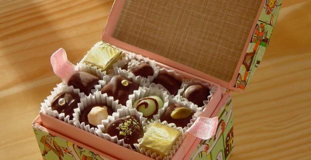 שוקולד מתנה ללקוחות