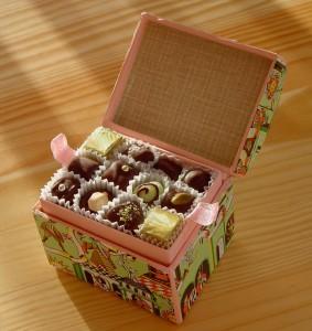 סוגי שוקולד - שוקולד מריר, שוקולד חלב, שוקולד לבן, שוקולד כהה